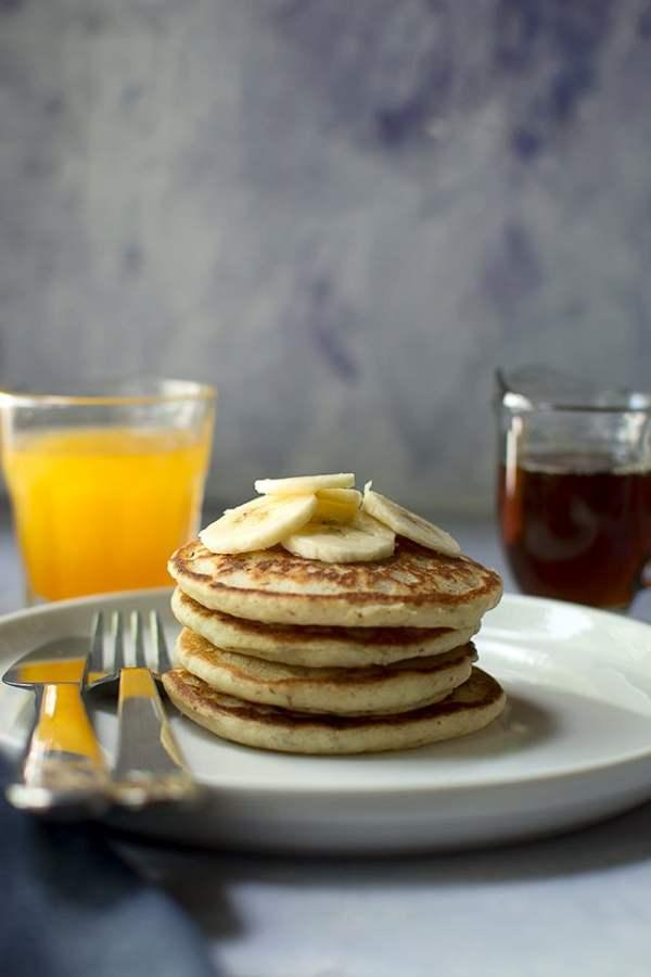 Ancient Grains Pancakes
