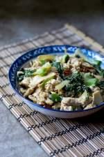 Chinese Tofu Skin Noodles (Fu Pei Guen)