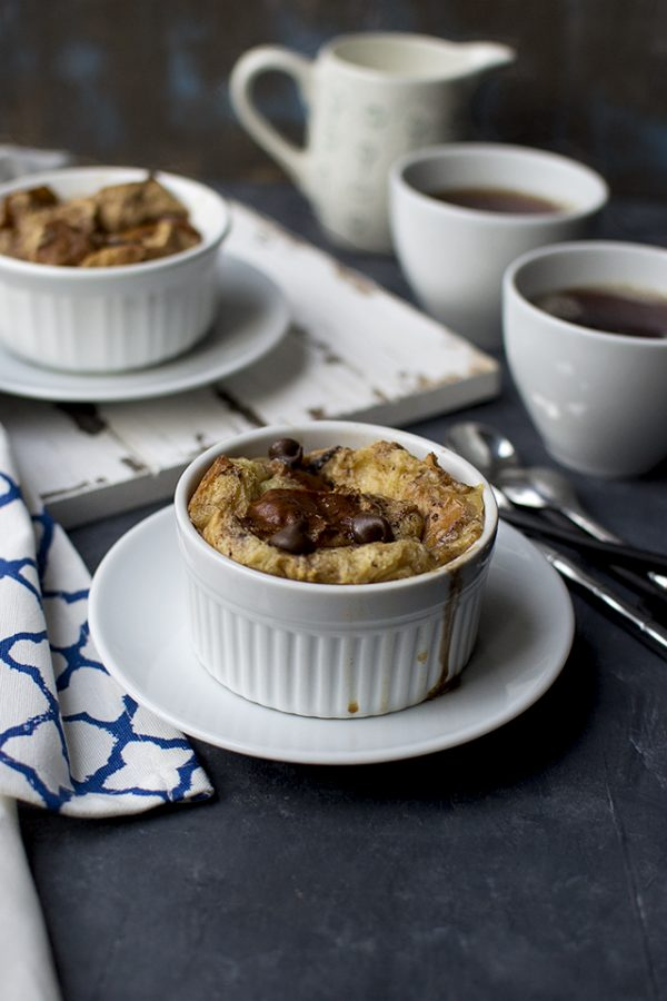 Bread Pudding using Challah Bread