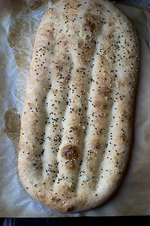 Persian Nan-e-Barbari