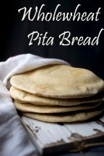 Wholewheat Pita Bread