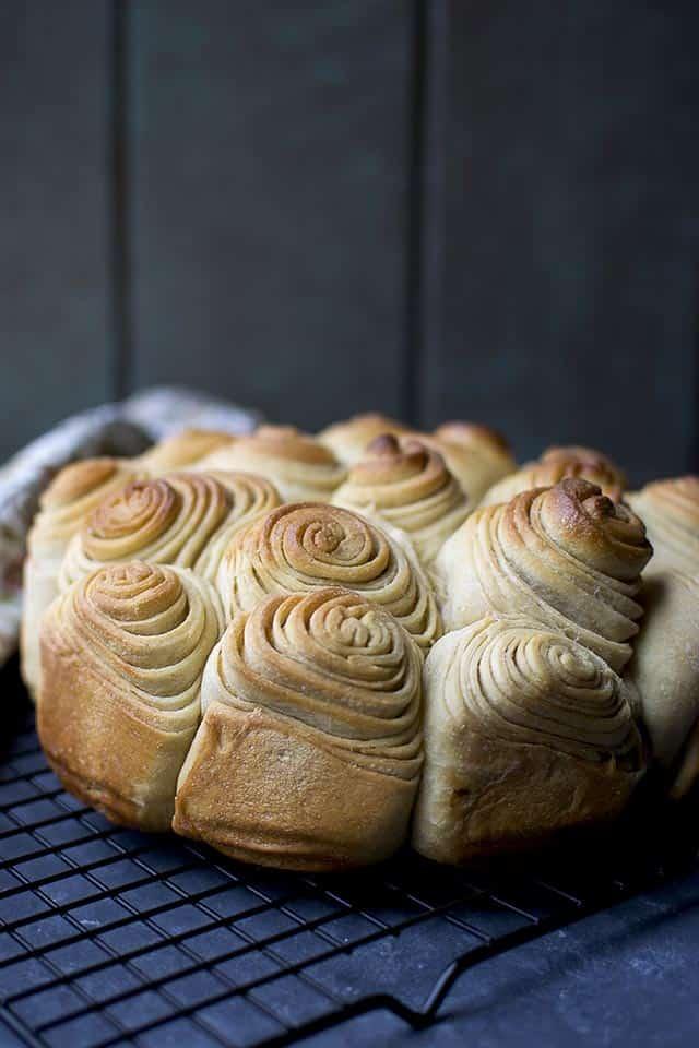 Yemeni Pull apart Bread