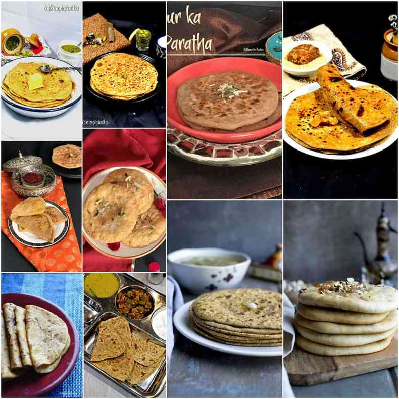Roundup for 17 Sweet Flatbread