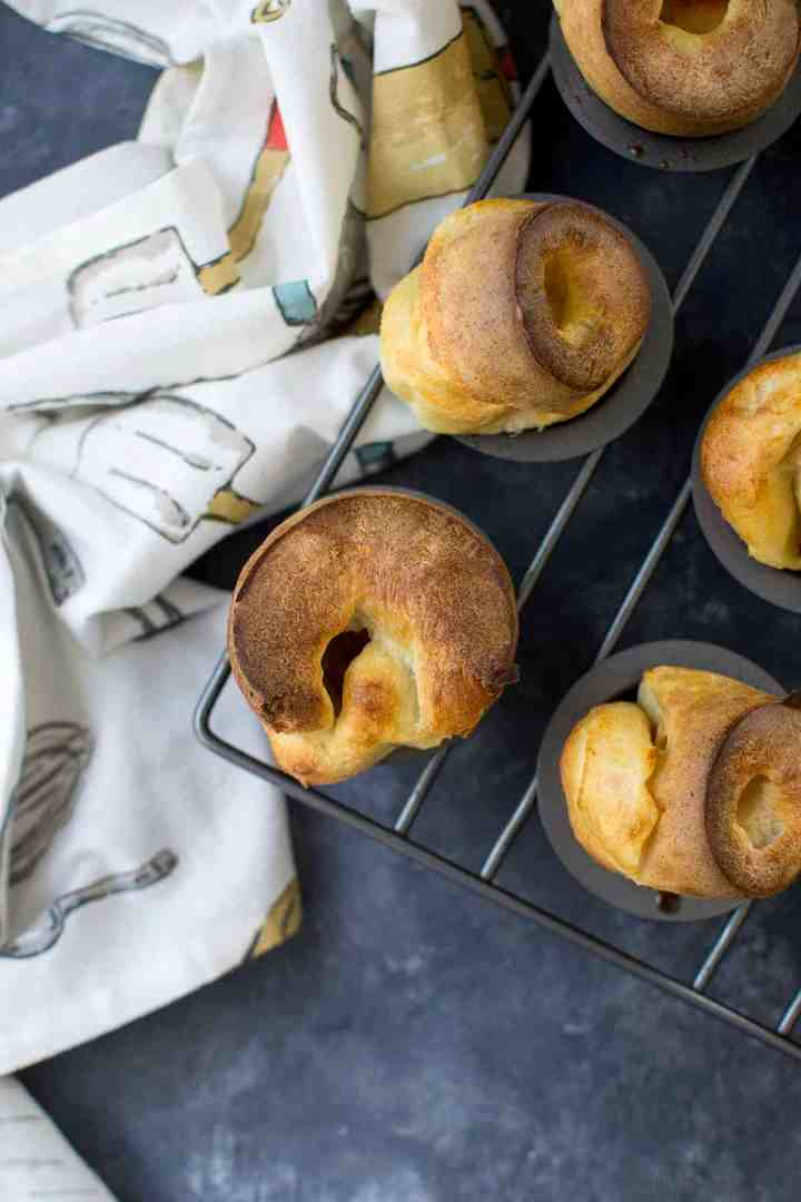 Easy to make Popovers
