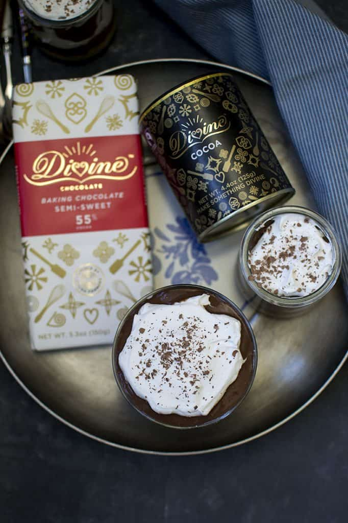 Divine Chocolate Pudding
