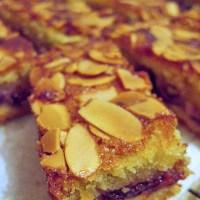 Nigella's Bakewell slices & the Big Bakewell Taste-off