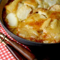 Tartiflette - an Alpine treat
