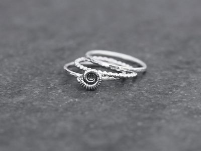 Fossil rings