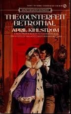 The Counterfeit Betrothal Book Cover