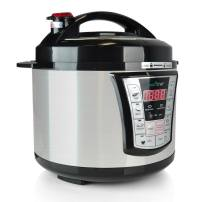 8 in 1 Pressure Cooker, Programmable cooker,5QT (PKPRC66)- by NutriChef
