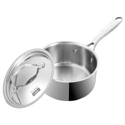 The Cooks Standard NC-00232 12-Piece Multi-Ply Clad Stainless-Steel Cookware Set Review