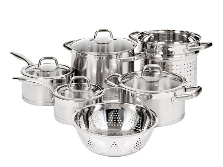 Duxtop Professional Stainless Steel Cookware Set