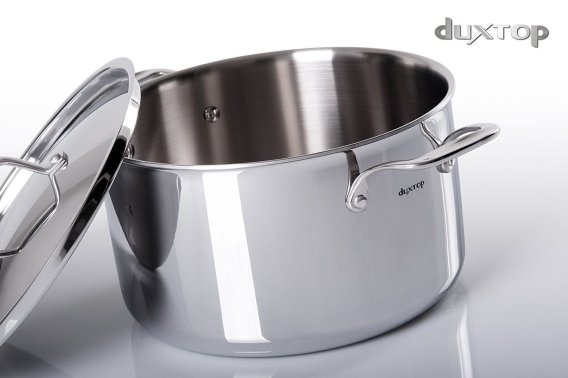 Duxtop Whole-Clad Tri-Ply Stainless Steel