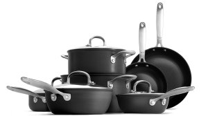 OXO Good Grips Non-Stick Pro Dishwasher safe 12 Piece Cookware Set
