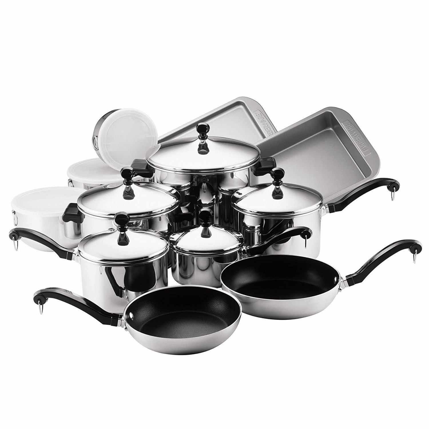 Farberware Classic Stainless Steel 17-Piece Cookware Set Review