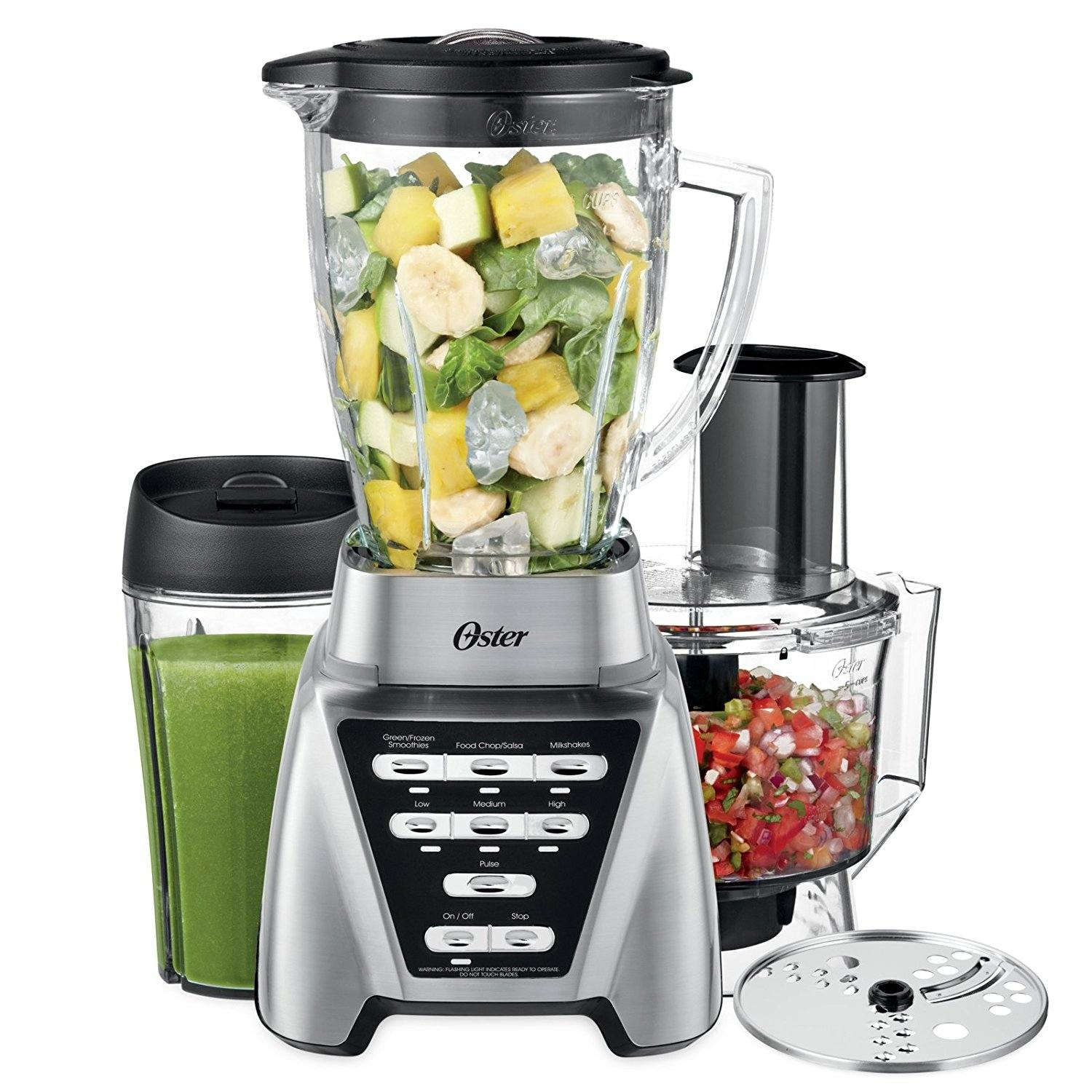Oster Pro 1200 3-in-1 Food Processor