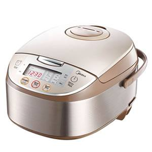 Midea Mb-fs5017 10 Cup Rice Cooker & Steamer & Slow Cooker Review