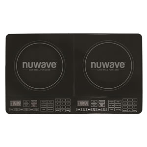NuWave 30602 Double Precision Cooktop