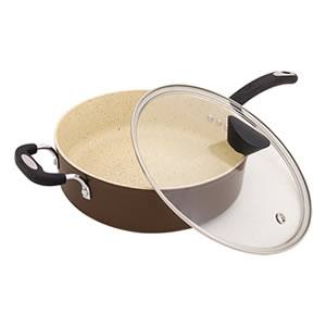 The Stone Earth All-In-One Sauce Pan
