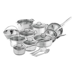 Chef's Star Professional Grade, 17 Piece