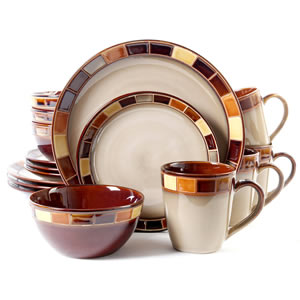 Gibson Casa Estebana 16-piece Dinnerware Set Review