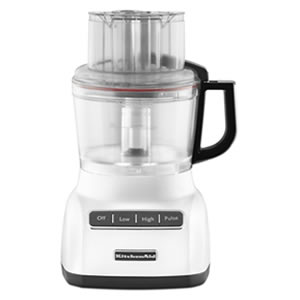 KitchenAid KFP0922WH Food Processor