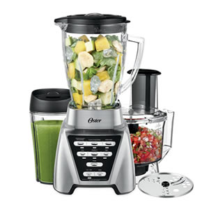 Oster Pro 1200 3-in-1 Food Processor Review