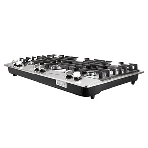 WindMax Stainless Steel Gas Cooktop