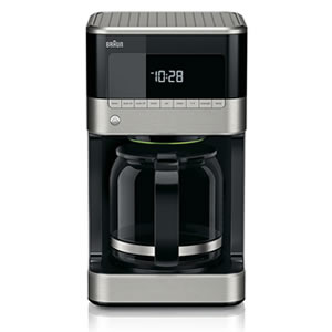 Braun KF7150BK Brew Sense Drip Coffee Maker Review