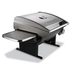 Cuisinart CGG-200 All-Foods Tabletop Gas Grill Review