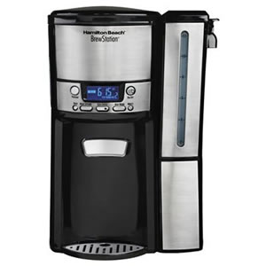 Hamilton Beach 12-Cup Coffee Maker (47950) Review