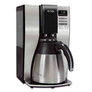 Mr. Coffee Optimal Brew 10-Cup Coffee Maker, PSTX91 Review