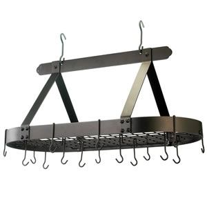 Old Dutch Oval Steel Pot Rack Review