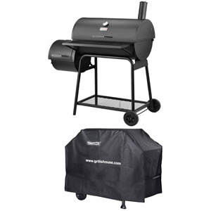 Royal Gourmet Charcoal Grill Offset Smoker Review