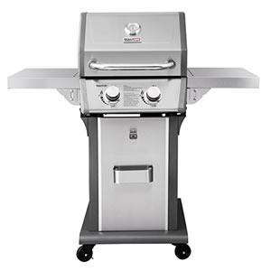 RoyalGourmet 2-Burner Patio Propane Gas Grill Review