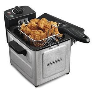 Proctor Silex (35041) Professional-Style Electric Deep Fryer Review