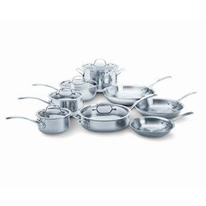 Calphalon Tri-Ply Stainless Steel 13-Piece Cookware Set Review