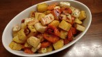 Roasted Root Vegetables with Brown Butter