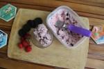 Strawberry Oreo Ice Cream