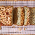 Lemon Almond Zucchini Bread