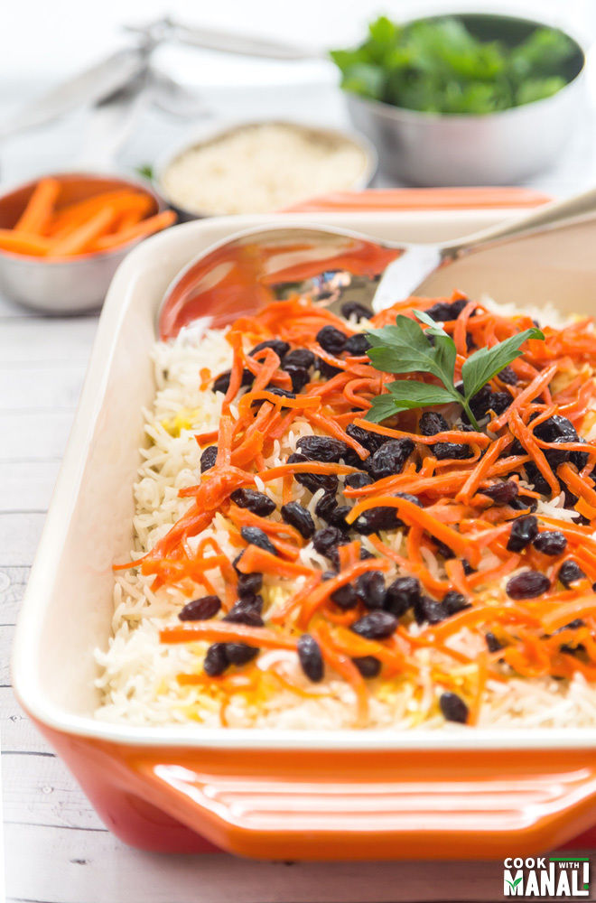 Afghani Pulao Cook With Manali