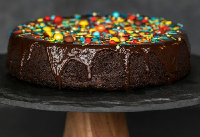 Eggless Chocolate Cake Cook With Manali