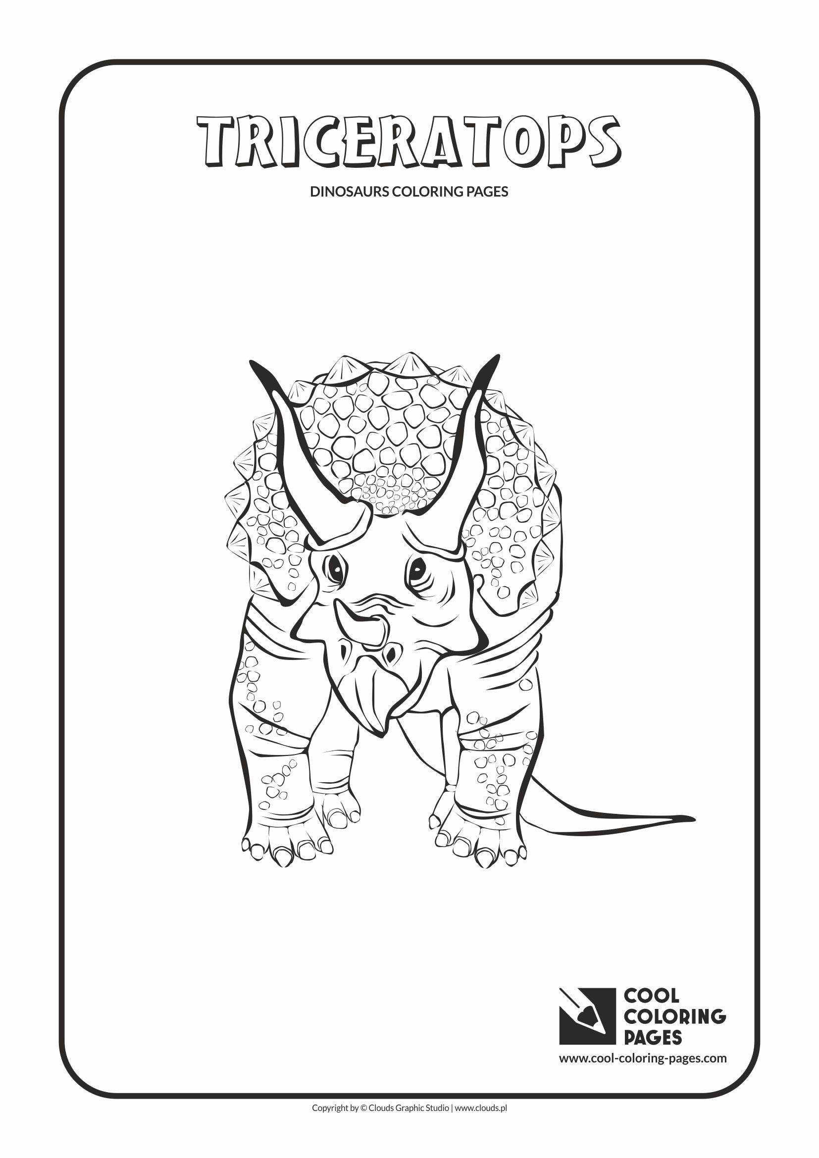 Cool Coloring Pages Dinosaurs Coloring Pages Cool