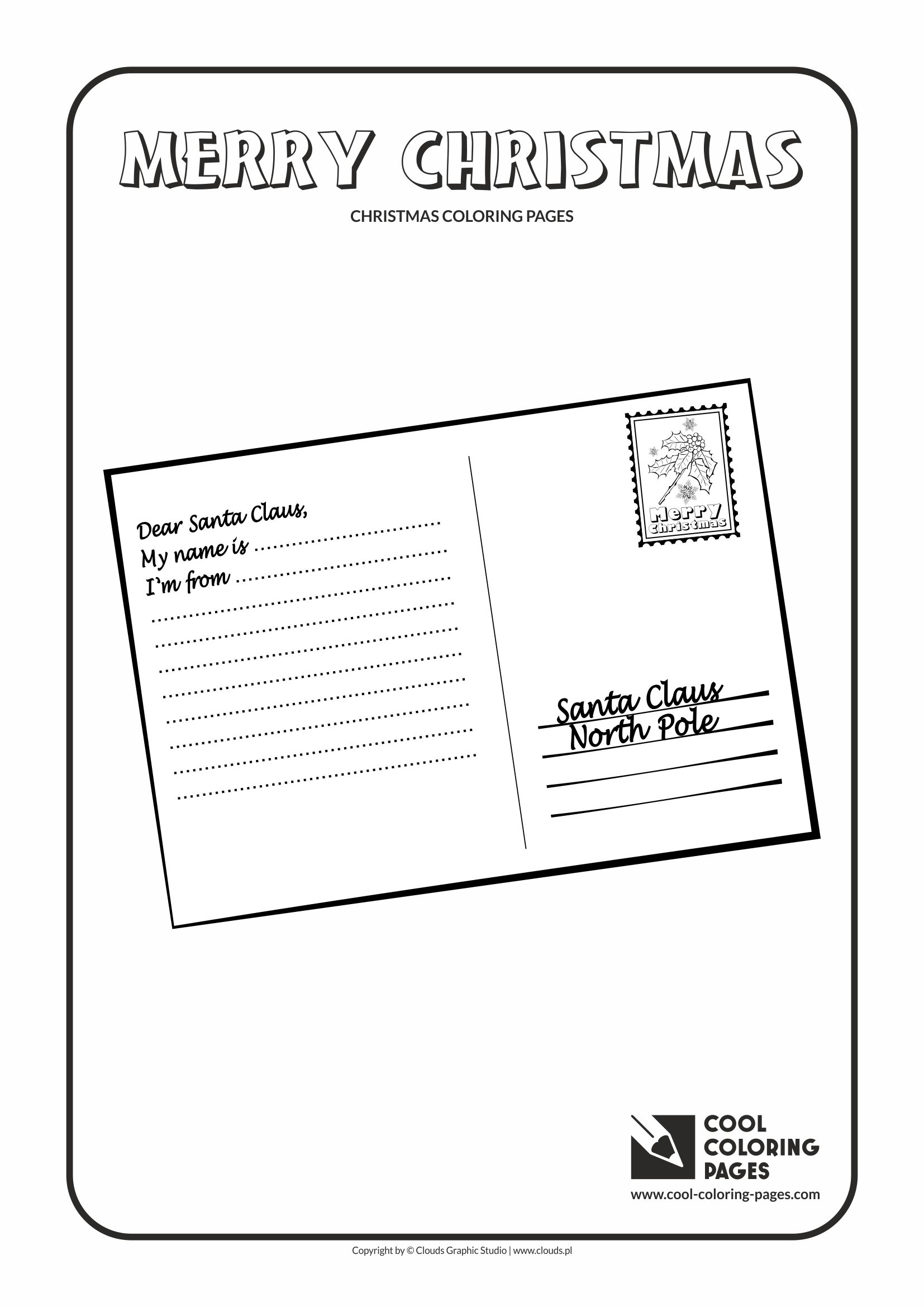Cool Coloring Pages Holidays Coloring Pages