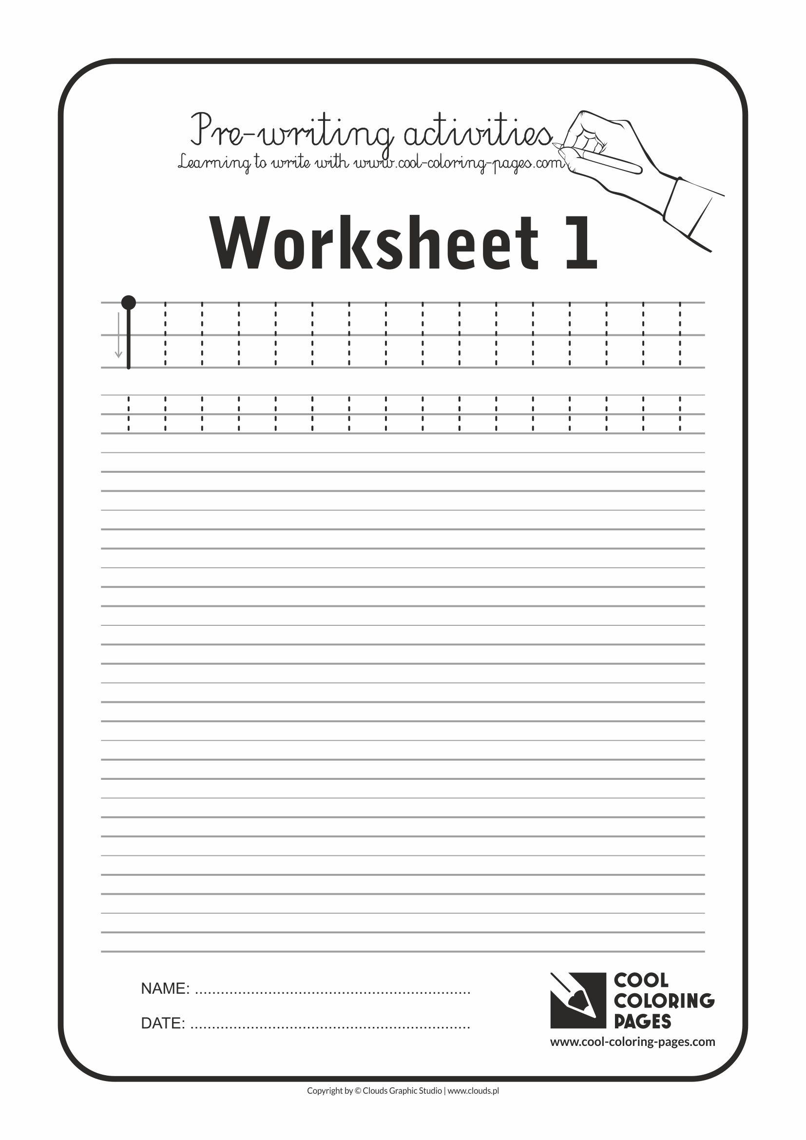Worksheet Pre K Writing Worksheets Grass Fedjp Worksheet