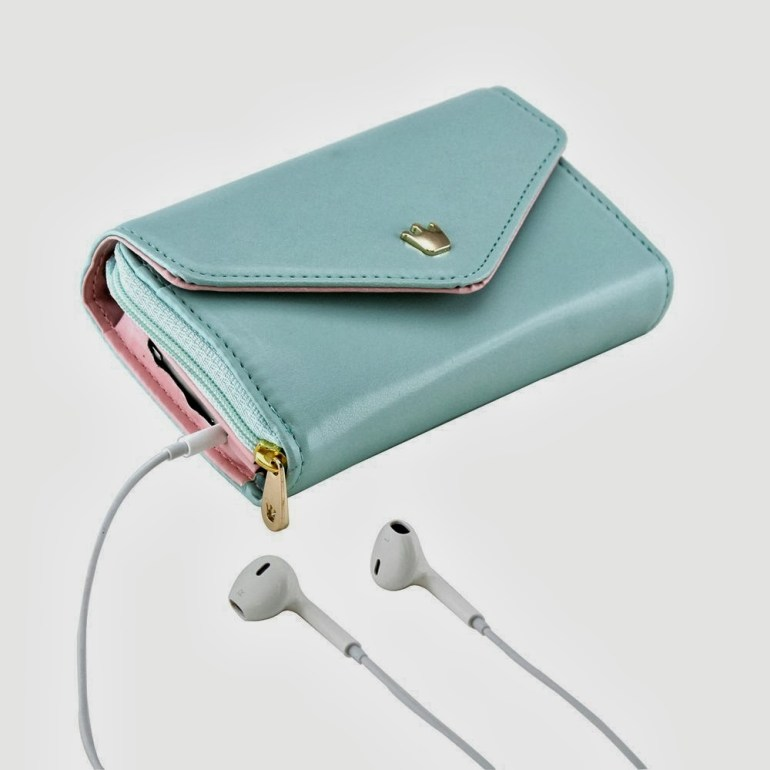 iPhone wallet case for women