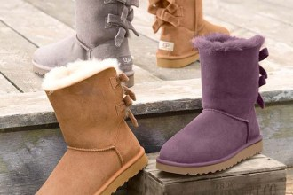 Perfect Christmas gift for girls, Ugg Boots with a Bow