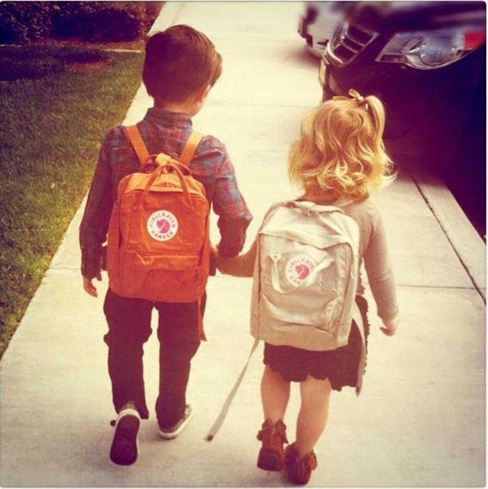 Christmas Gift Idea For Men Him: Perfect Backpack - Fajllraven Kanken Daypack