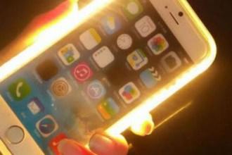 Led light Best Selfie iPhone 6 Case Girls Love