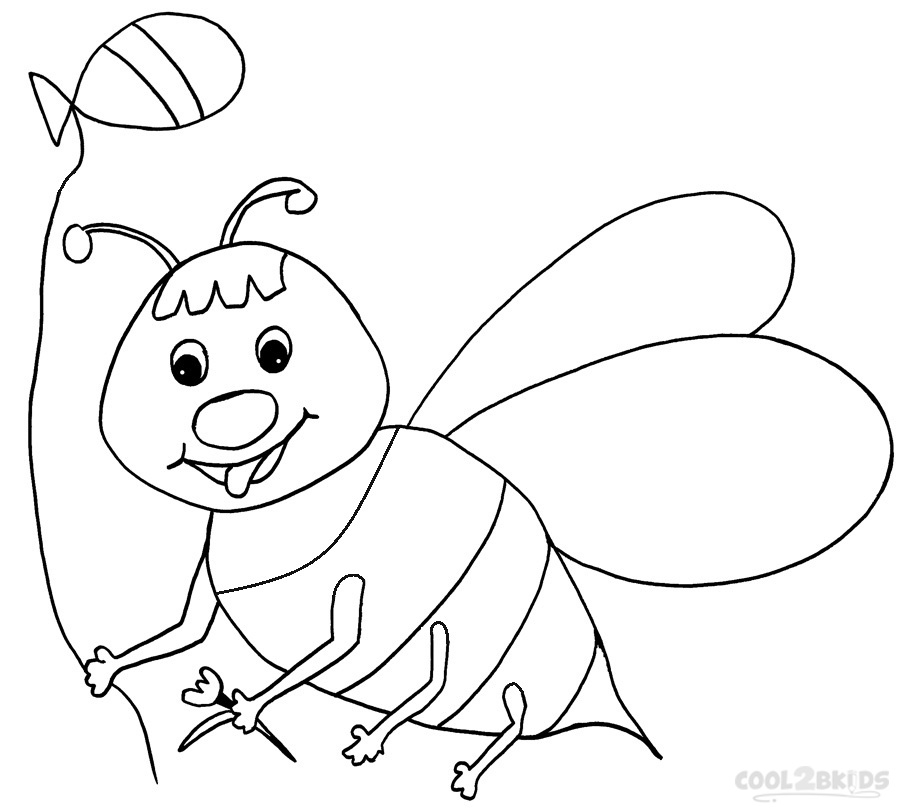 bumblebee coloring pages coloring pages gallery